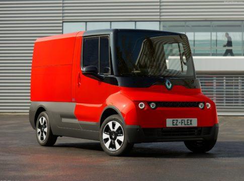 Renault EZ-Flex: la rivoluzione delle consegne in città?