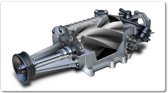 TVS Model turbo