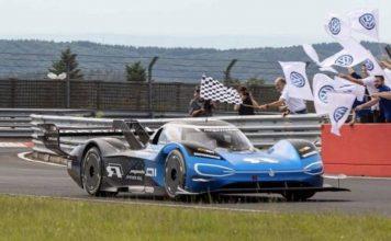 Record al Nürburgring