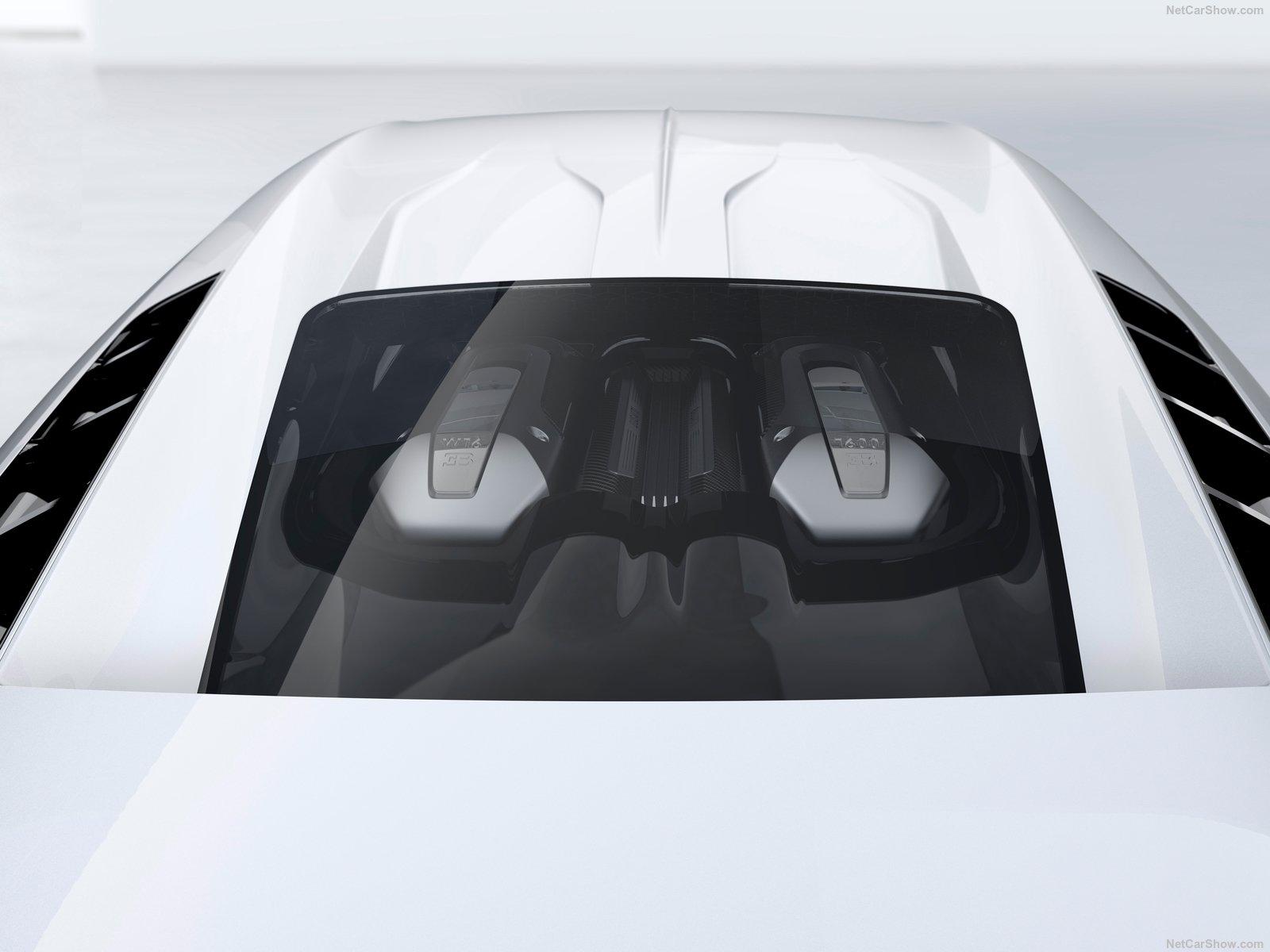 Bugatti Centodieci: 1600 cv che rievocano la EB110
