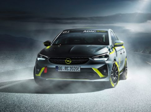 Opel Corsa-e Rally: la prima auto da rally elettrica del mondo