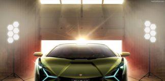 Lamborghini Sian: l'ibrida con V12 e supercondensatore