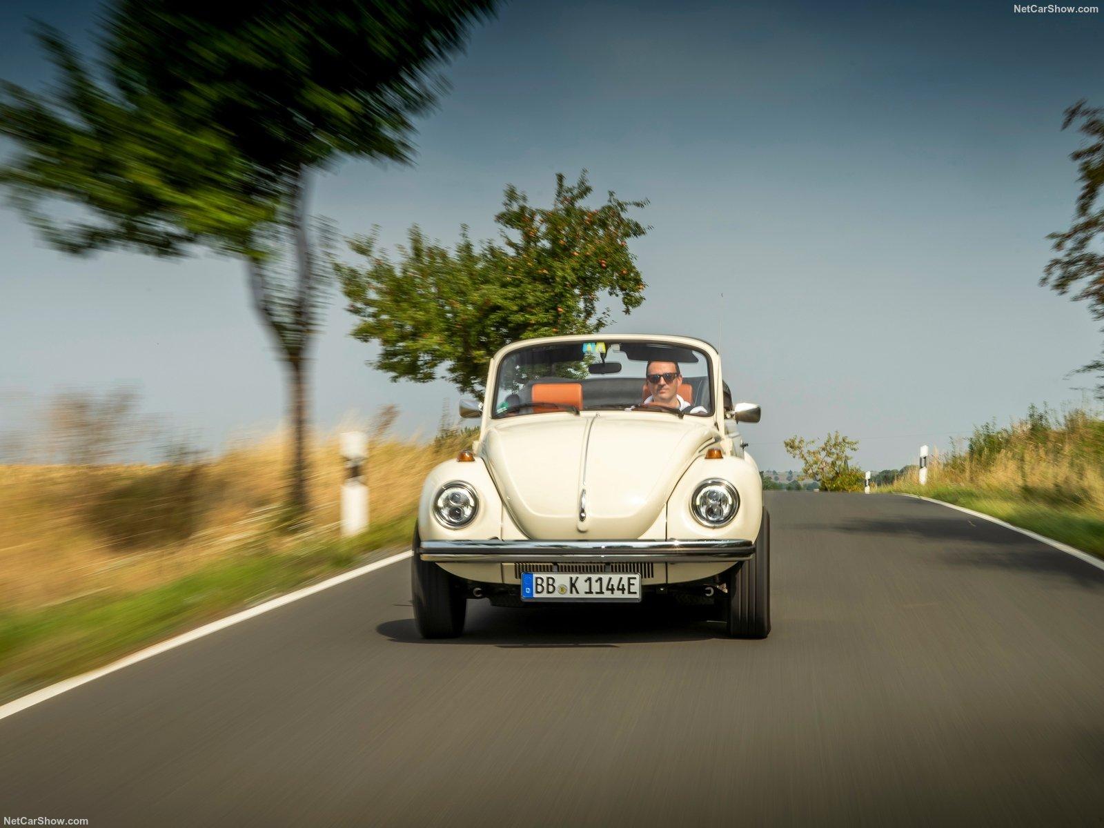 Volkswagen e-Beetle: il maggiolino classico ma elettrico