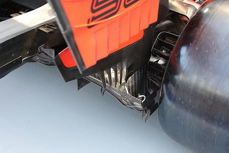 Ferrari SF90 diffusore