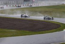 F1: GP del Giappone a rischio a causa del tifone Hagibis
