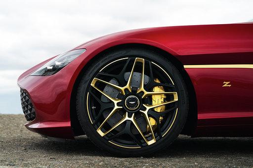 DBS GT Zagato Aston Martin