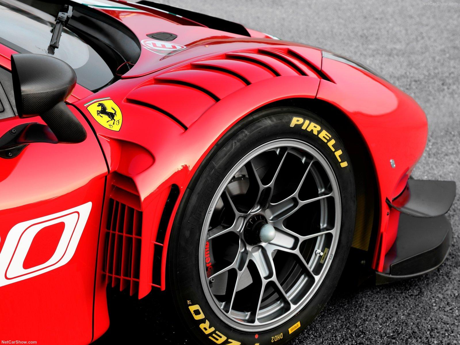 Ecco la Ferrari 488 GT3 Evo