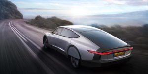 Lightyear One: l'auto più aerodinamica di sempre