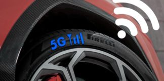 Pirelli Cyber Tyre