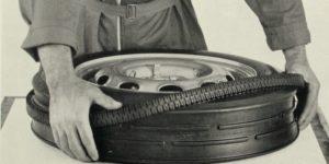 Pirelli celebra i 60 anni di BS3, il pneumatico con battistrada intercambiabile