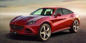 L'arrivo del FUV? Ferrari Purosangue