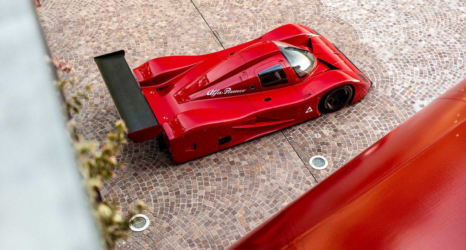 Alfa Romeo Sport Prototipo Gruppo C