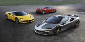 Ferrari ottiene importanti riconoscimenti con la 488 Pista Spider e la F8 Tributo