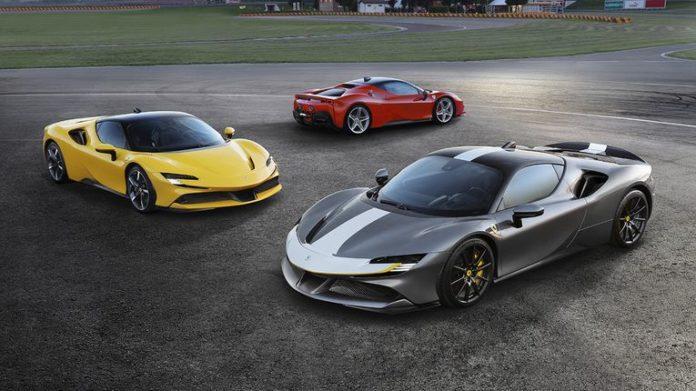 Ferrari riconoscimenti