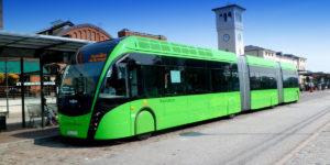 Van Hool Exqui.City CNG Hybrid, il trambus con tecnologia italiana