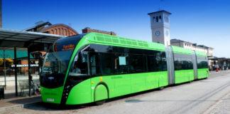 Van Hool Exqui.City CNG Hybrid