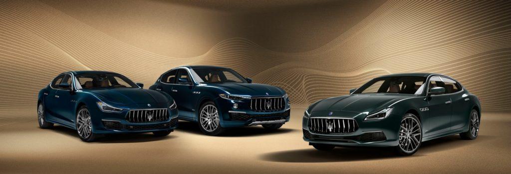 Maserati Royale - Maserati Quattroporte Royale, Ghibli e Levante