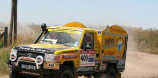 Dakar: quando nel serbatoio fu versato dell'olio per friggere patatine