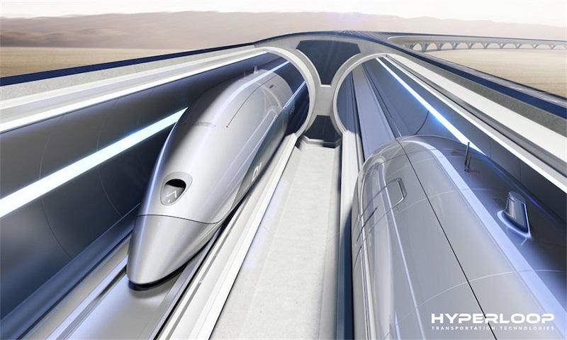 Hyperloop Bibop Gresta