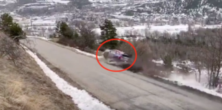 WRC 2020, Rally di Montecarlo: pauroso incidente per Ott Tanak a 180 km/h (VIDEO)