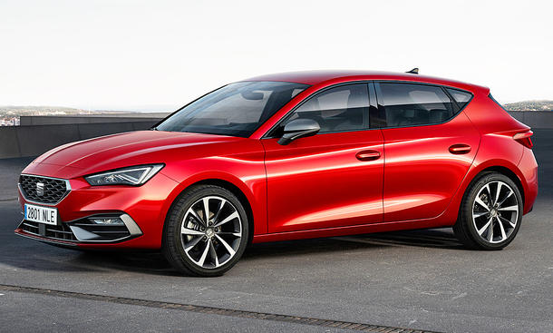 Nuova Seat Leon 2020; alcune versioni usufruiranno del bonus auto 2020