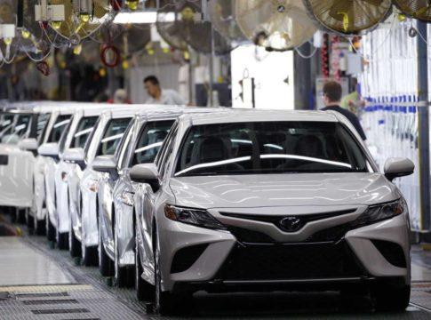 Toyota Coronavirus
