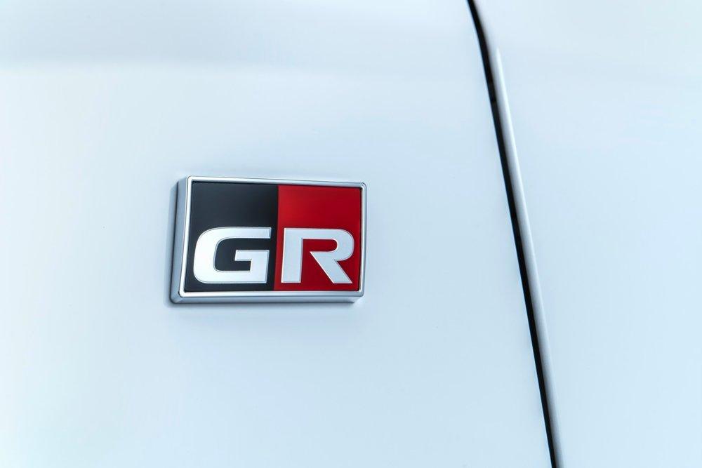 Badge GR