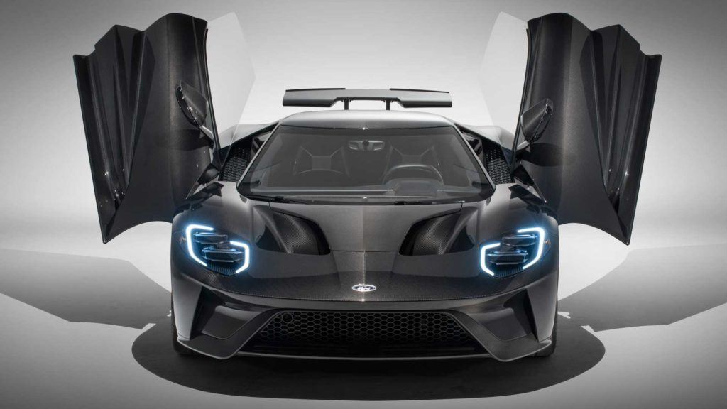 Ford GT MY 2020 Liquid Carbon Edition