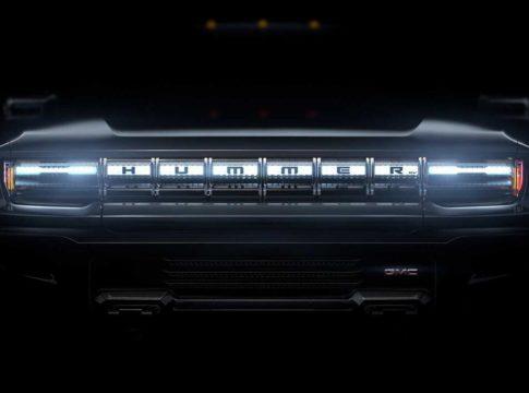 Hummer elettrico GMC