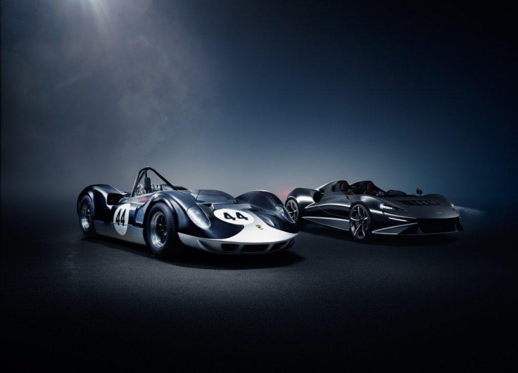 McLaren Elva e Elva M1A