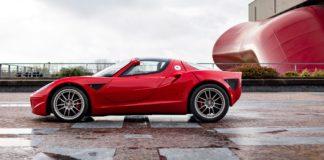 Alfa Romeo Diva Concept: la via di mezzo tra la 4C e 8C che non fu mai prodotta