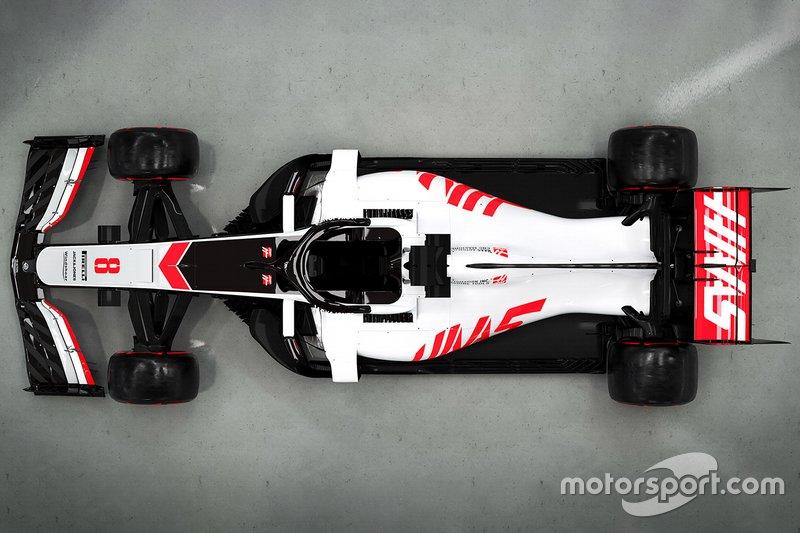 F1: Haas pubblica i render della monoposto 2020, la VF-20