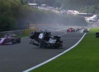 F2: la FIA chiarisce l'intera dinamica dell'incidente in cui è morto Anthoine Hubert