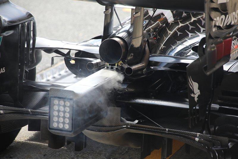 F1 Mercedes W11