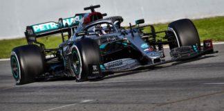 F1, Mercedes W11: il pilota varia la convergenza delle ruote tirando e spingendo il volante. Come funziona?