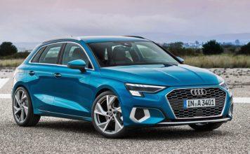 Nuova Audi A3 Sportback 2020