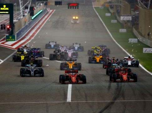 F1, Coronavirus: GP del Bahrain a porte chiuse