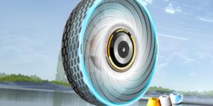 Goodyear reCharge pneumatici: i prossimi dispositivi ricaricabili e personalizzabili