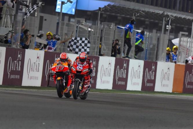 MotoGP Qatar Coronavirus