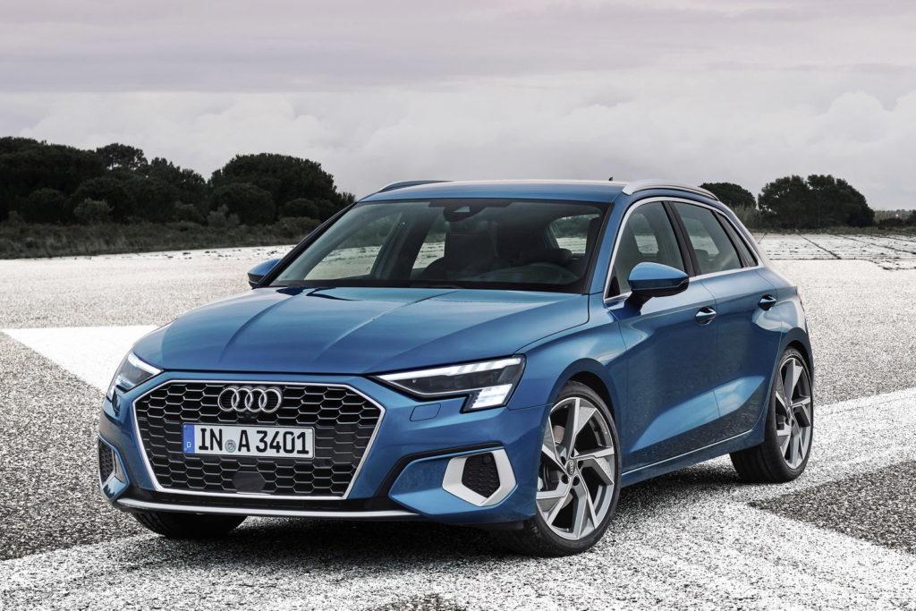 Nuova Audi A3 Sedan; alcune versioni usufruiranno del bonus auto 2020