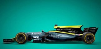 Aston Martin ufficializza il ritorno in F1 dal 2021