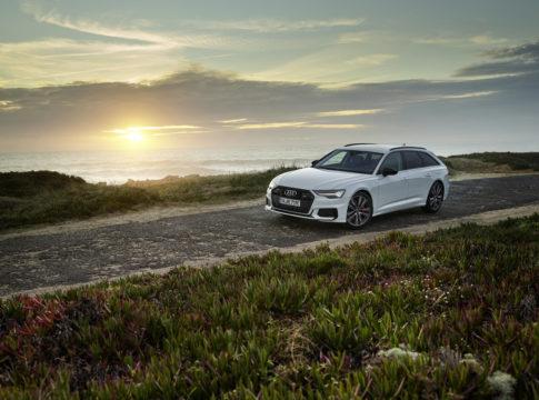 Nuova Audi A6 Avant TFSI: la station wagon plug-in