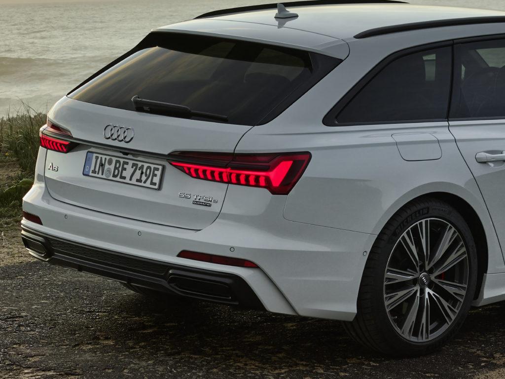 Dettagli Audi A6 Avant