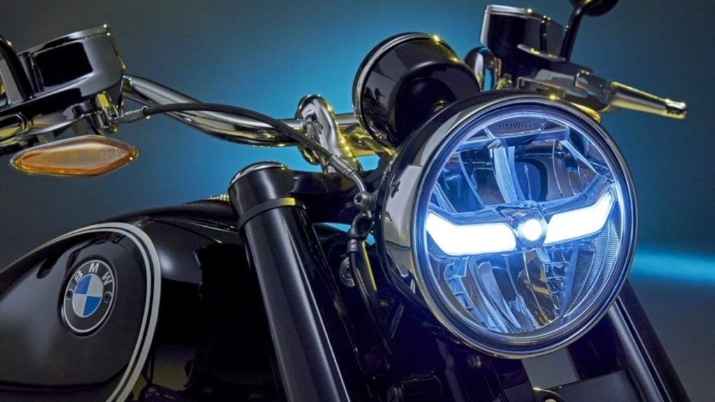 Fari a LED BMW R18