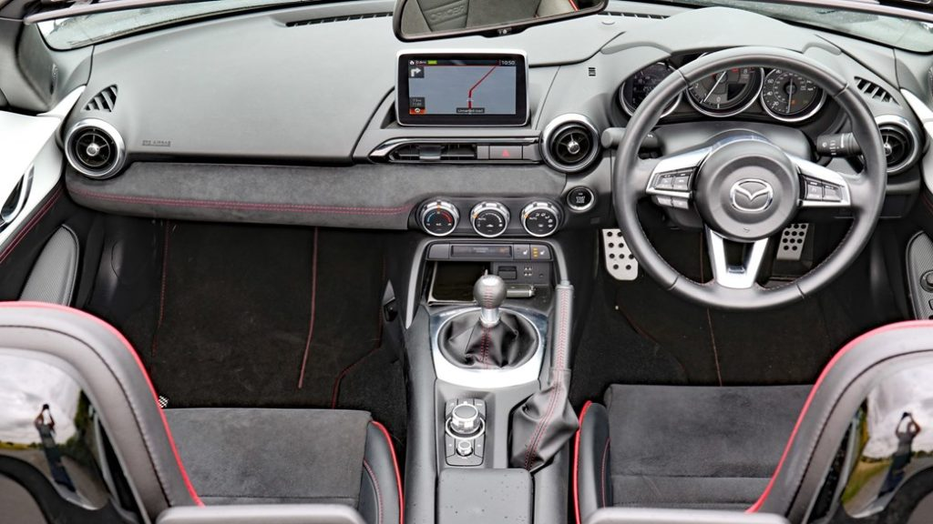 Mazda interni