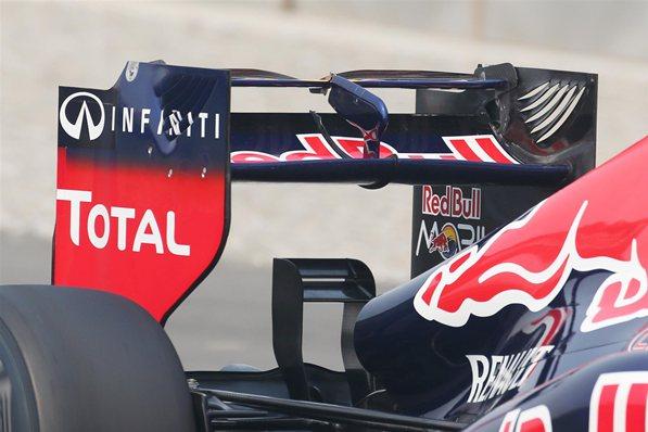 DRS F1 2022 standard