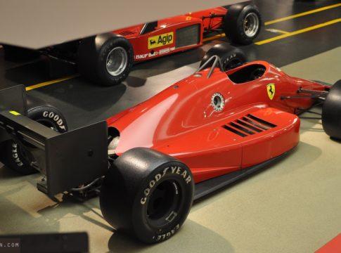 Ferrari 637 Formula Cart
