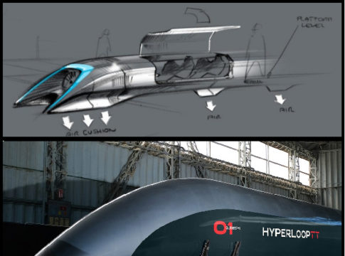Hyperloop Italia come funziona?