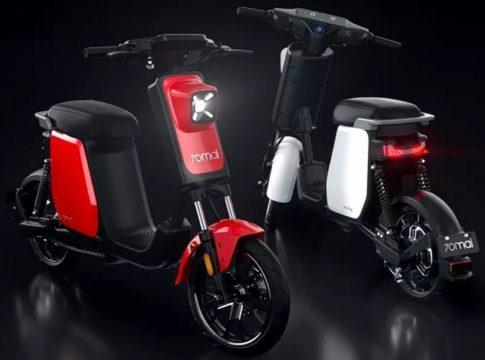 Xiaomi 70mai A1 e A1 Pro: lo scooter elettrico smart