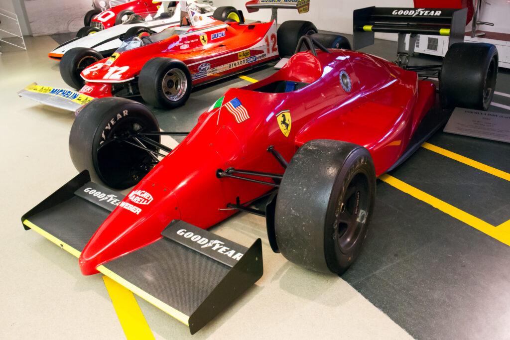 Ferrari 637 CART